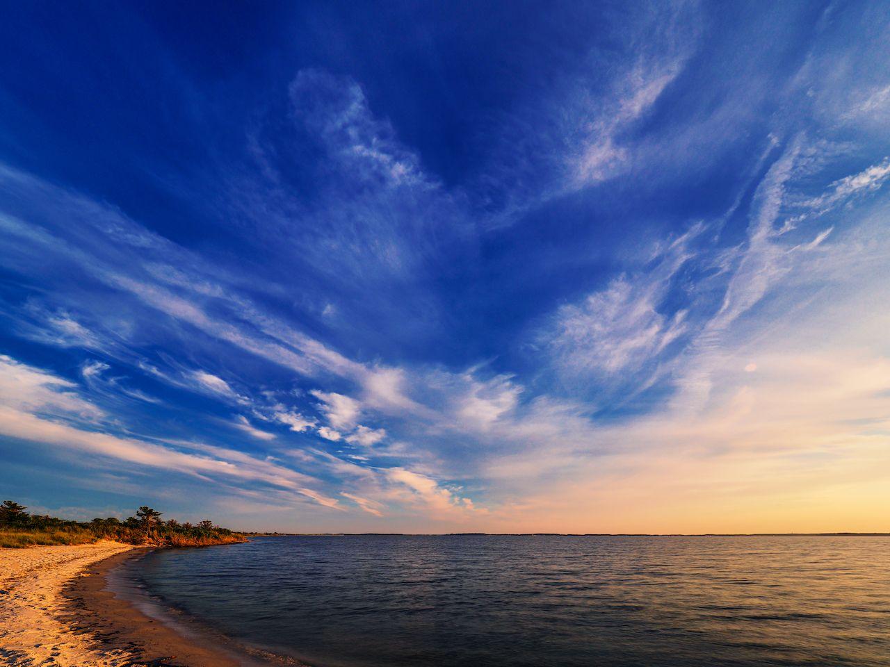 Rehoboth Bay, Delaware