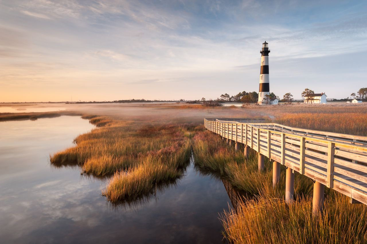 Bodie Island Lighthouse, Outer Banks