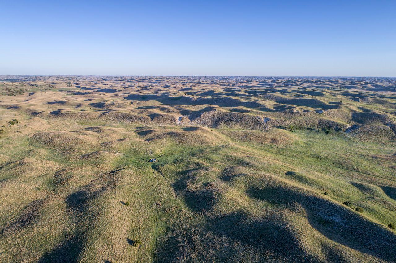 Nebraska Sand Hills near Thedford