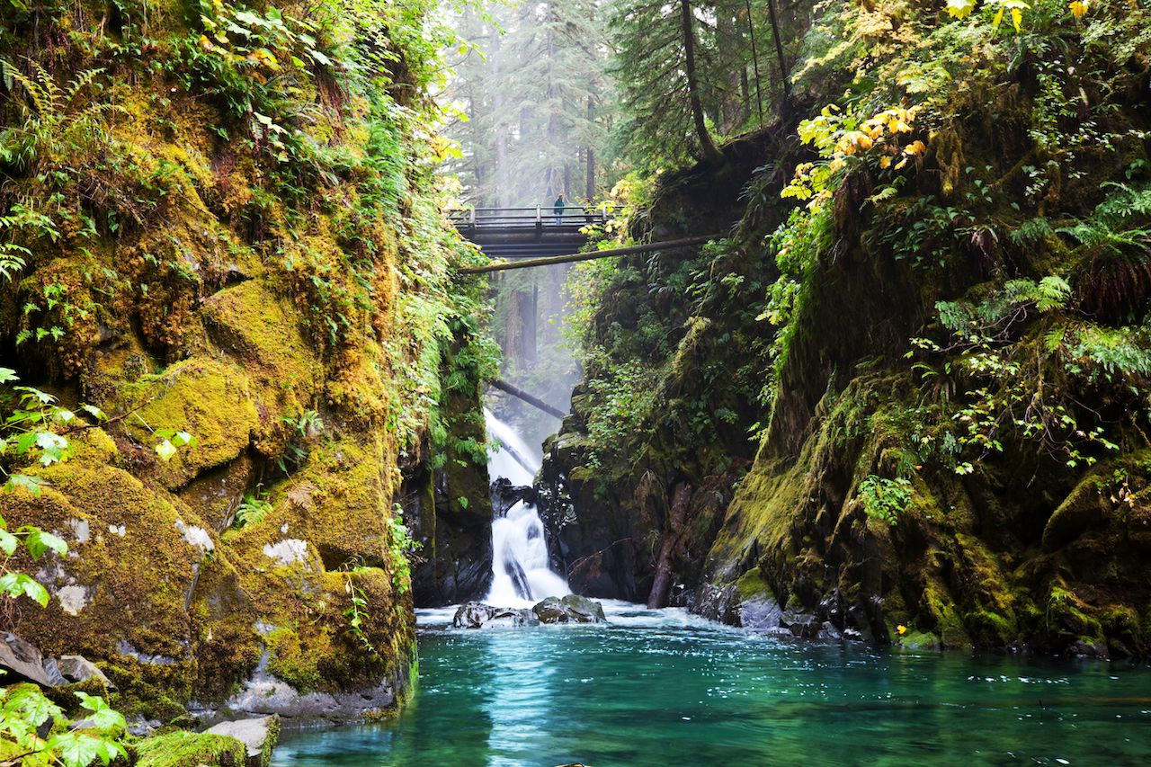 Sol Duc, Olympic National Park