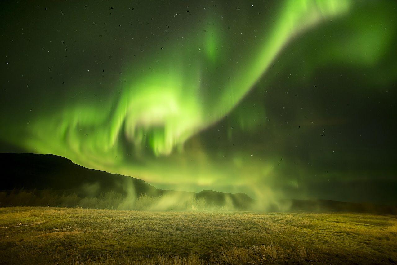 Aurorae- Geysir Aurora