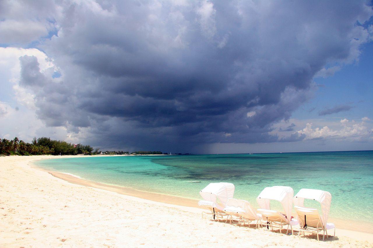 Caribbean reopening in storm season