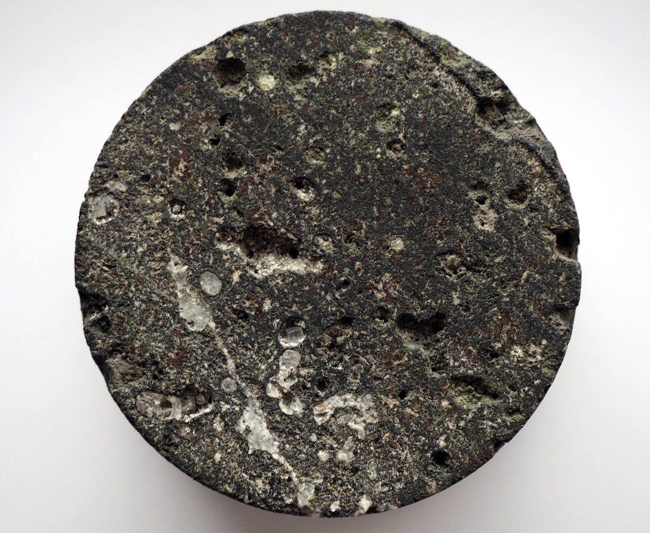 Climeworks stone