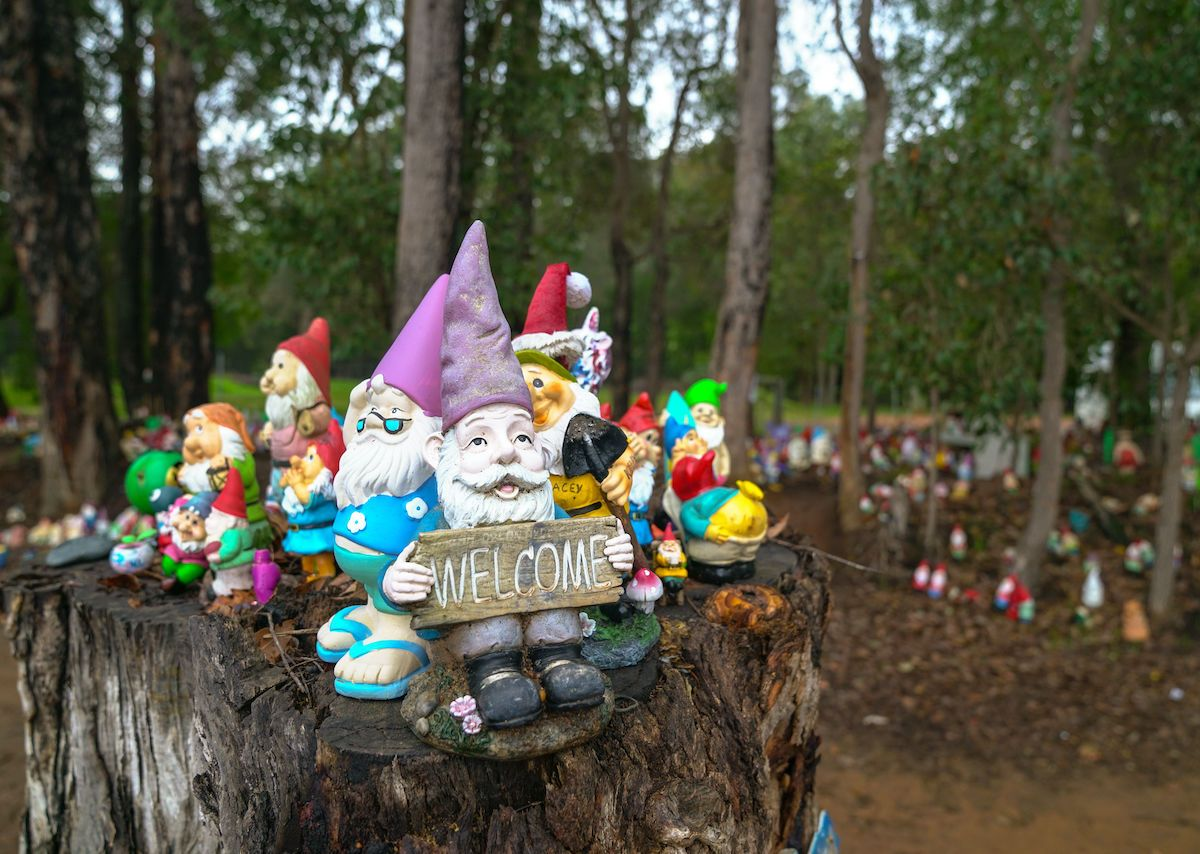 7 merry, magical spots to see garden gnomes in the wild