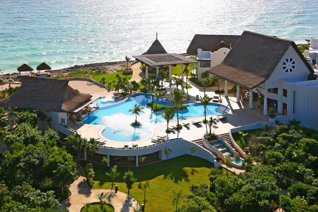 Treat yourself without breaking the bank.. The post 6 budget wellness vacations in Mexico for less than $130 a night appeared first on Matador Network..