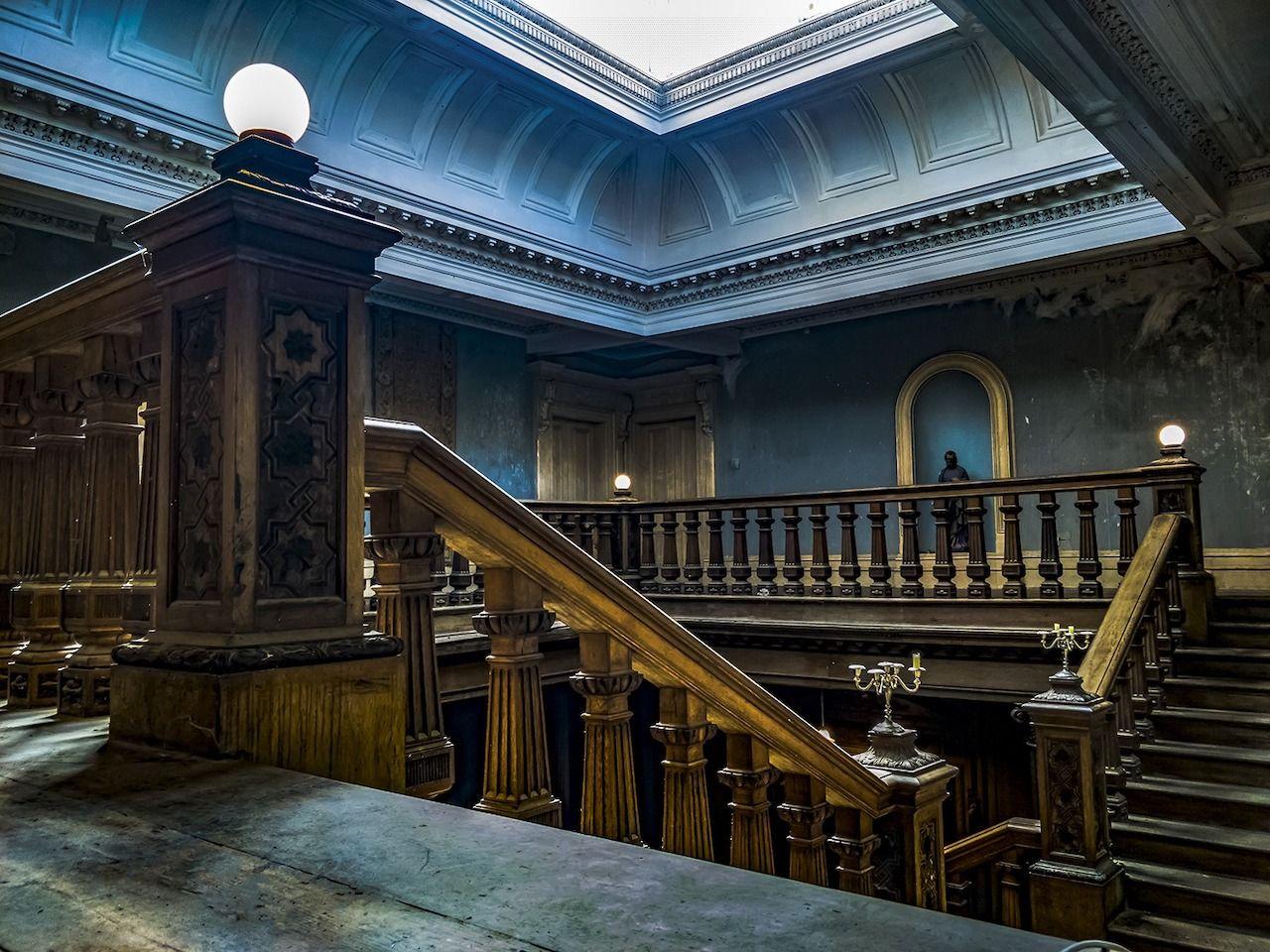 Loftus Hall 2