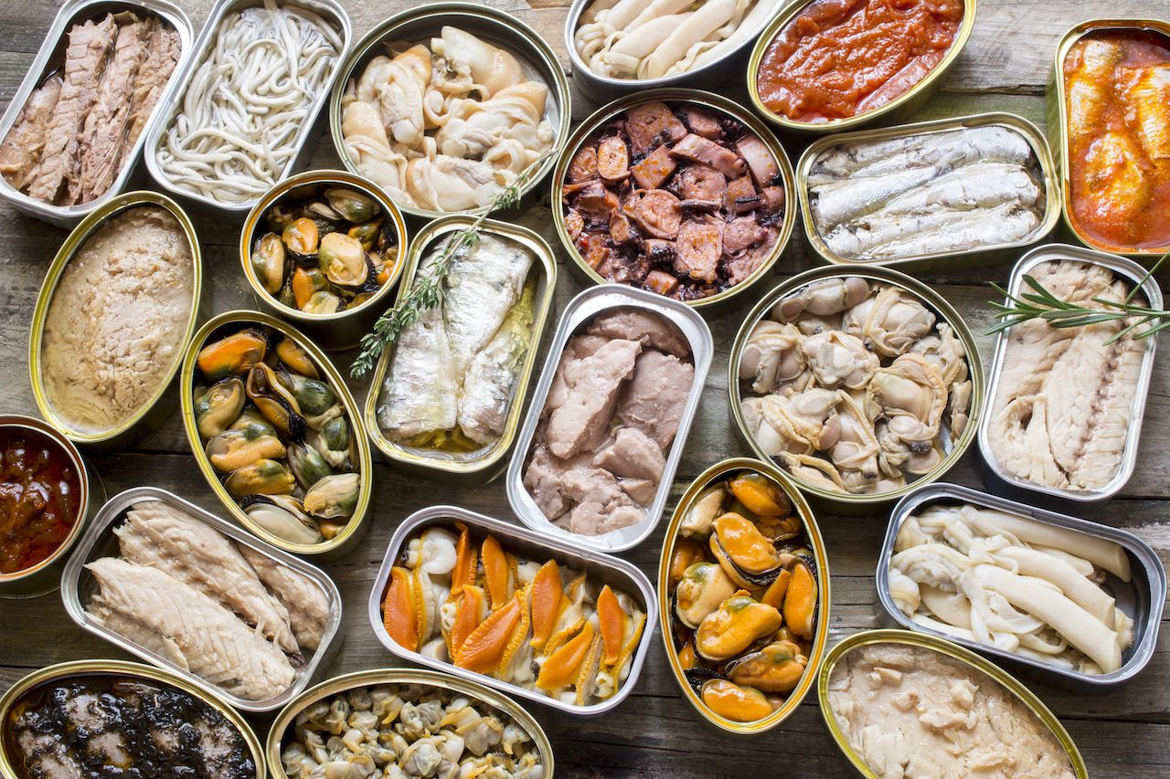 How tinned fish can help the oceans