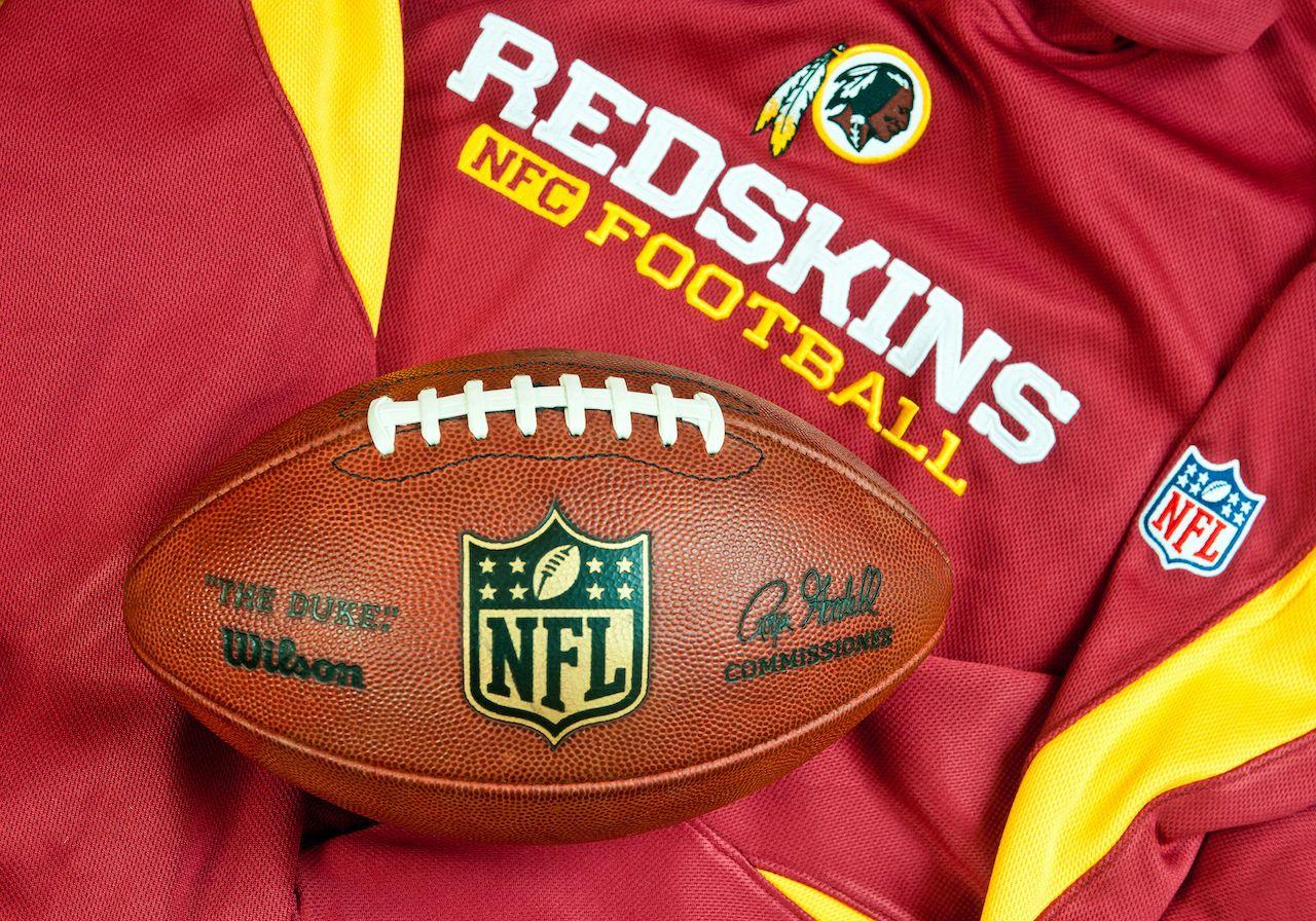 Washington Redskins merchandise