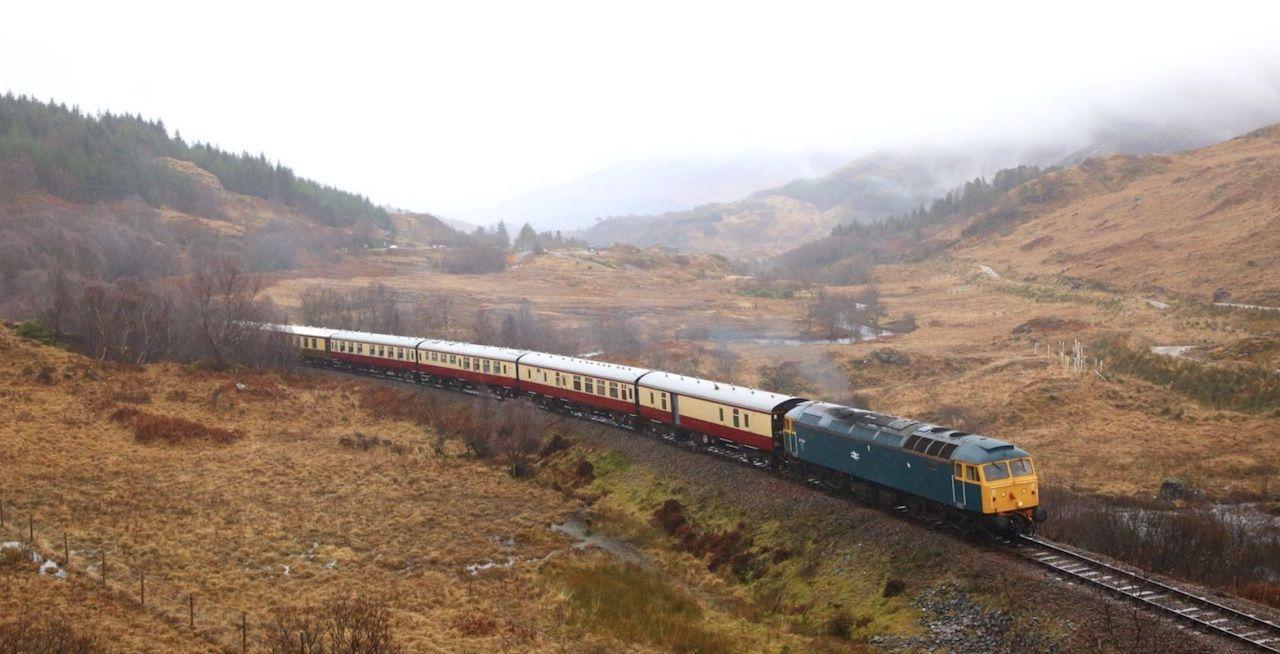 Tourist railway in England