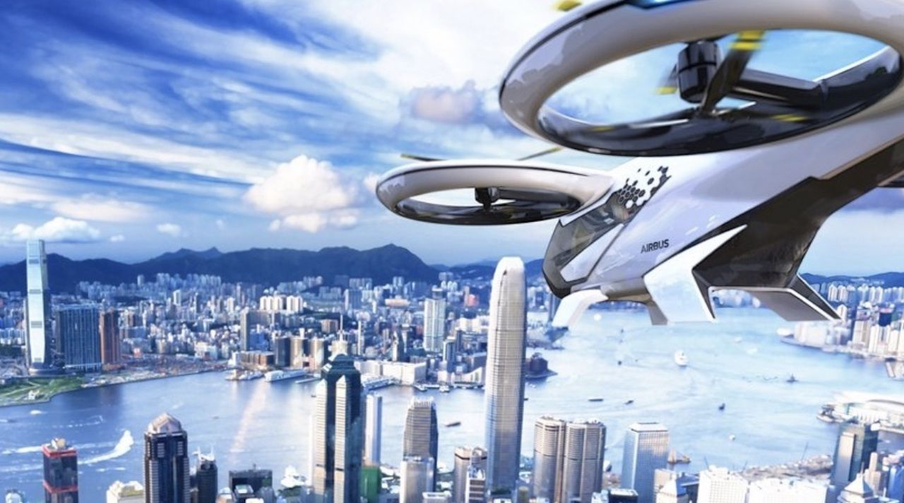 Taxis are taking to the sky.. The post Airbus' new air taxi will revolutionize city transportation appeared first on Matador Network..