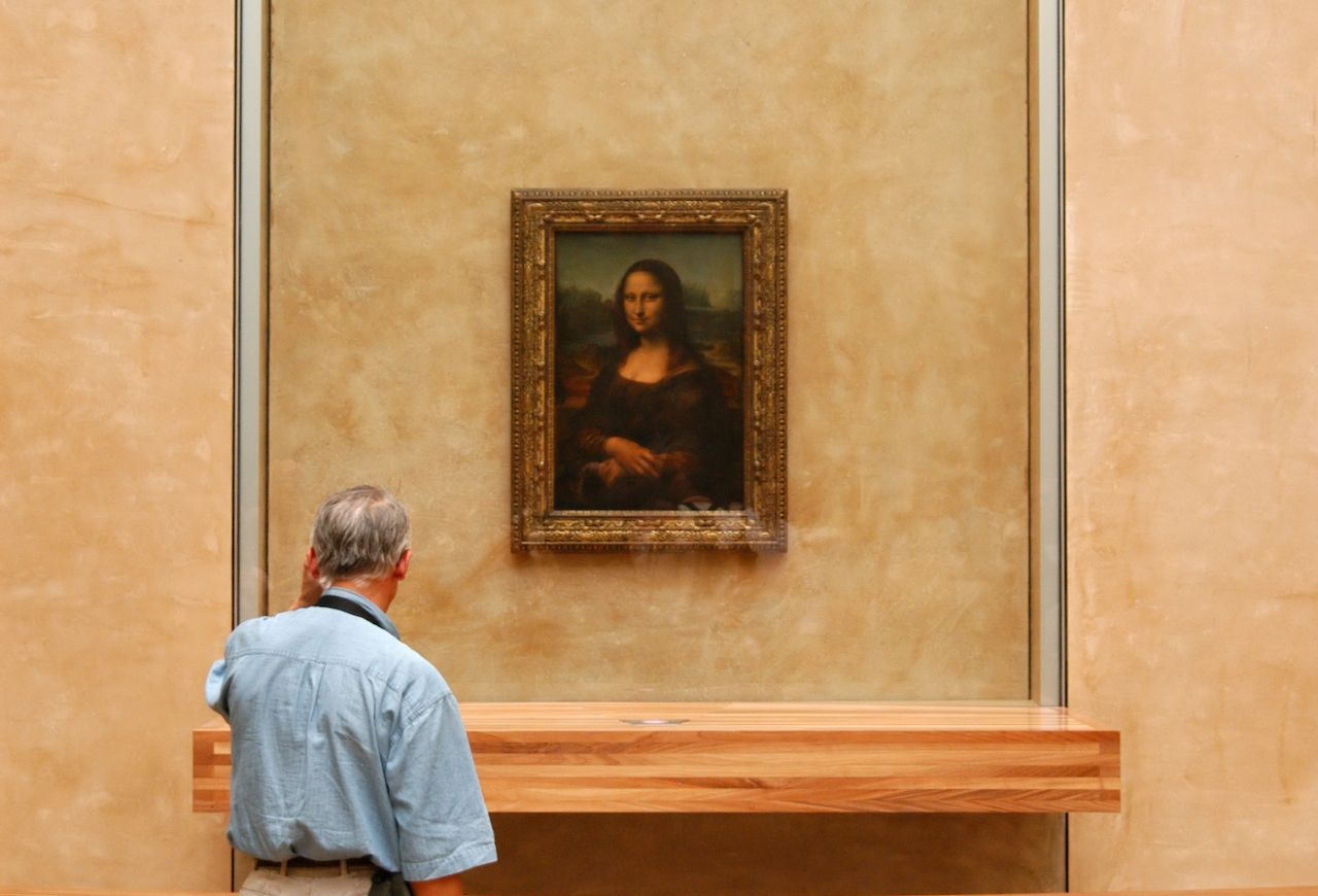 Mona Lisa private viewings