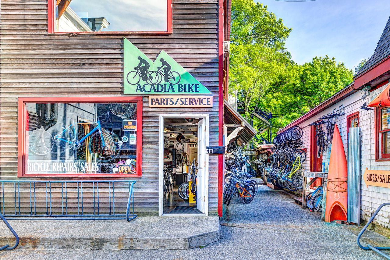 Acacia Bike Parts and Service