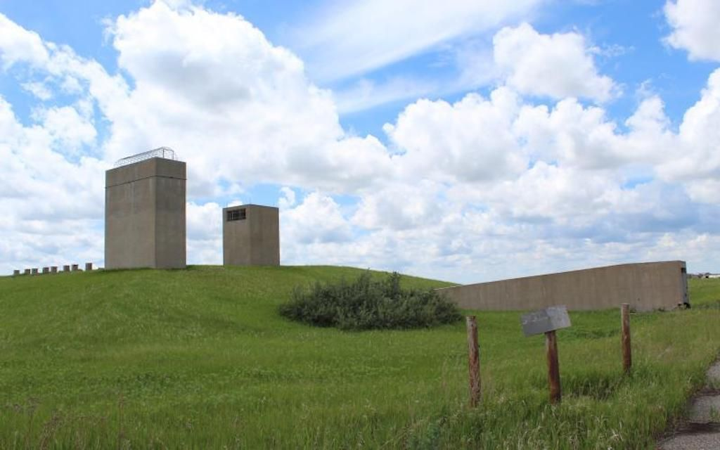 Fairdale ND Cold War missile site for sale