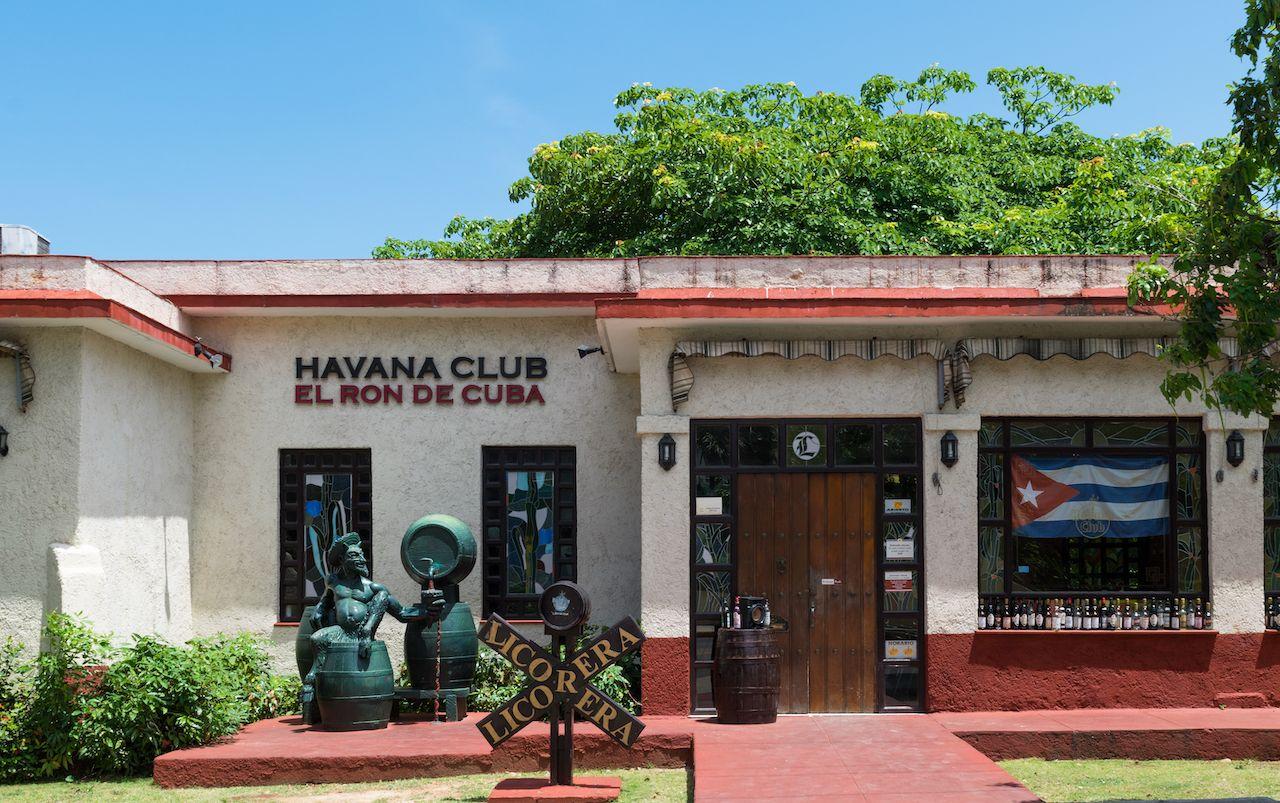 Havanna Club Rum Museum