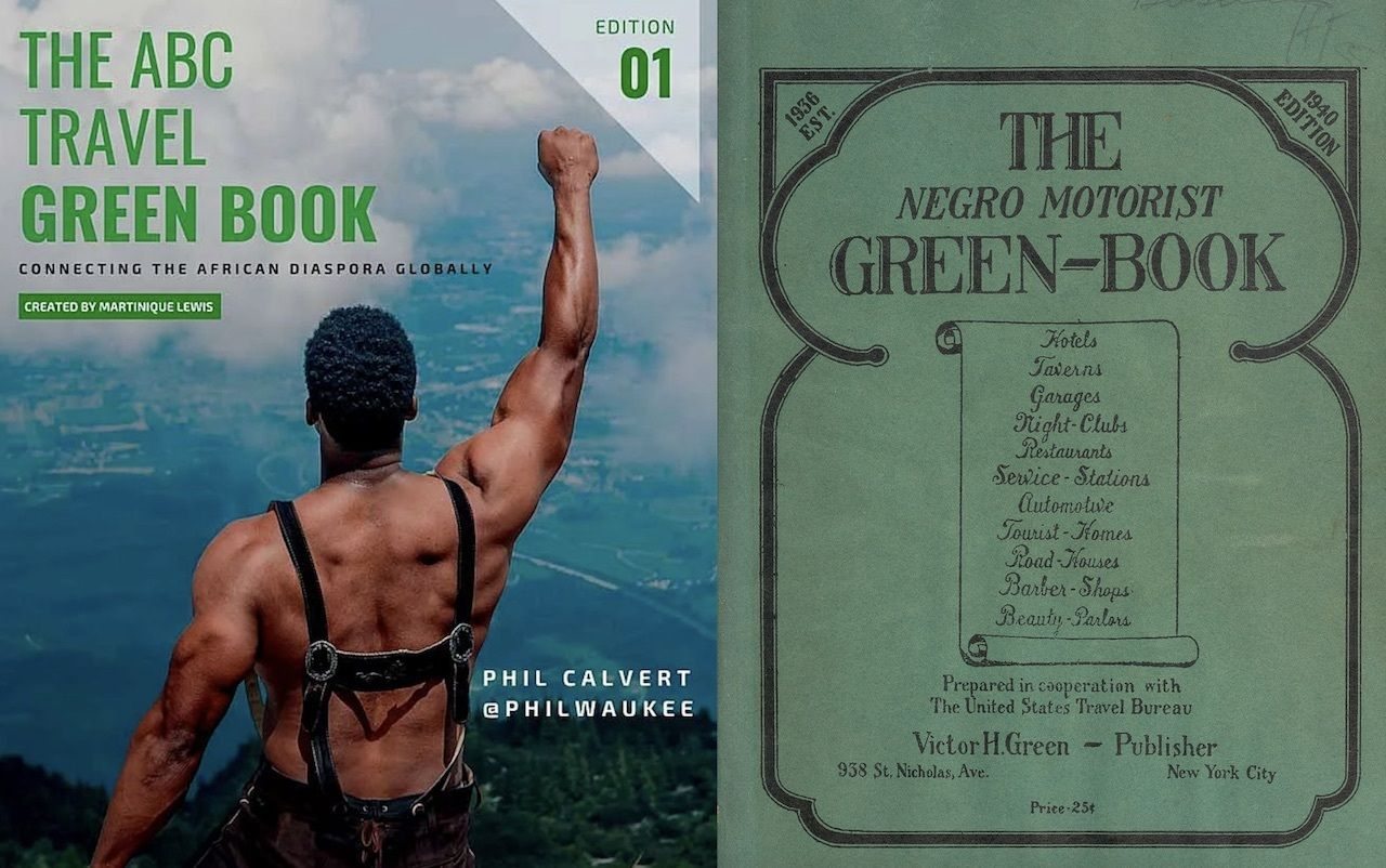 green book reimagined