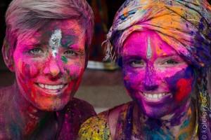 Holi- El festival de los colores y el amor