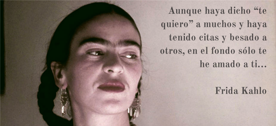 16 Frases De Nuestra Maravillosa Frida Khalo Matador Español