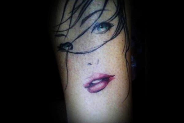 Tatuaje hecho por Diego Ramallo de American Tattoo