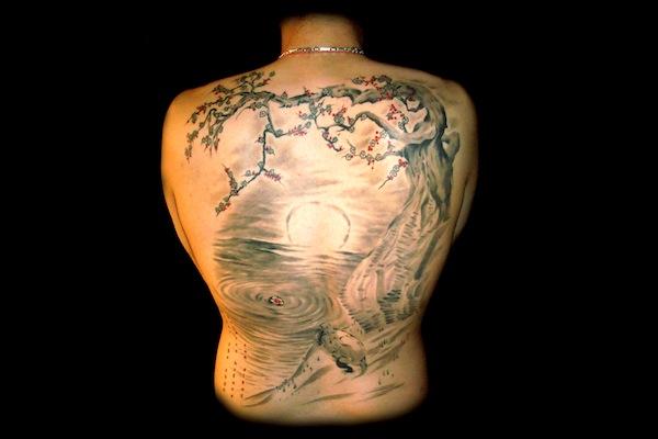 Tatuaje hecho por Jack Matisse de Apocalypse Tattoo