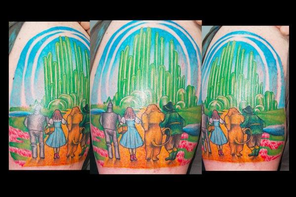 Tatuaje hecho por Mark Prata de Toronto Ink