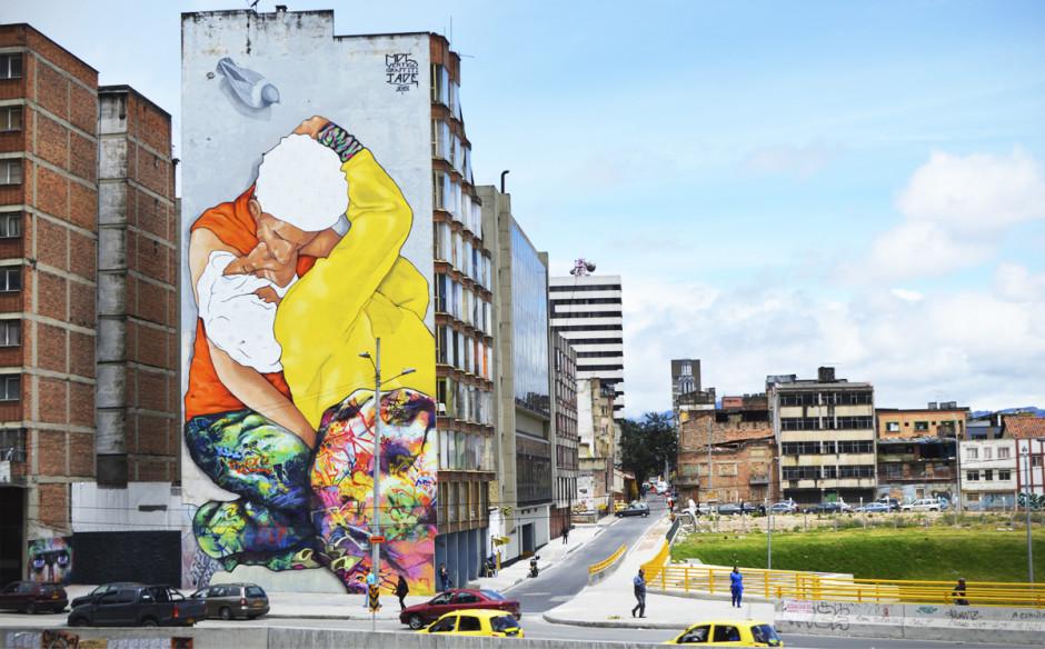 Lo Mejor Del Arte Urbano Colombiano En 14 Imagenes Matador Espanol