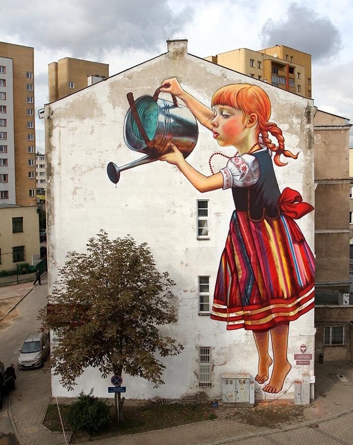 Los 30 Artistas Urbanos Mas Impresionantes De La Decada Matador