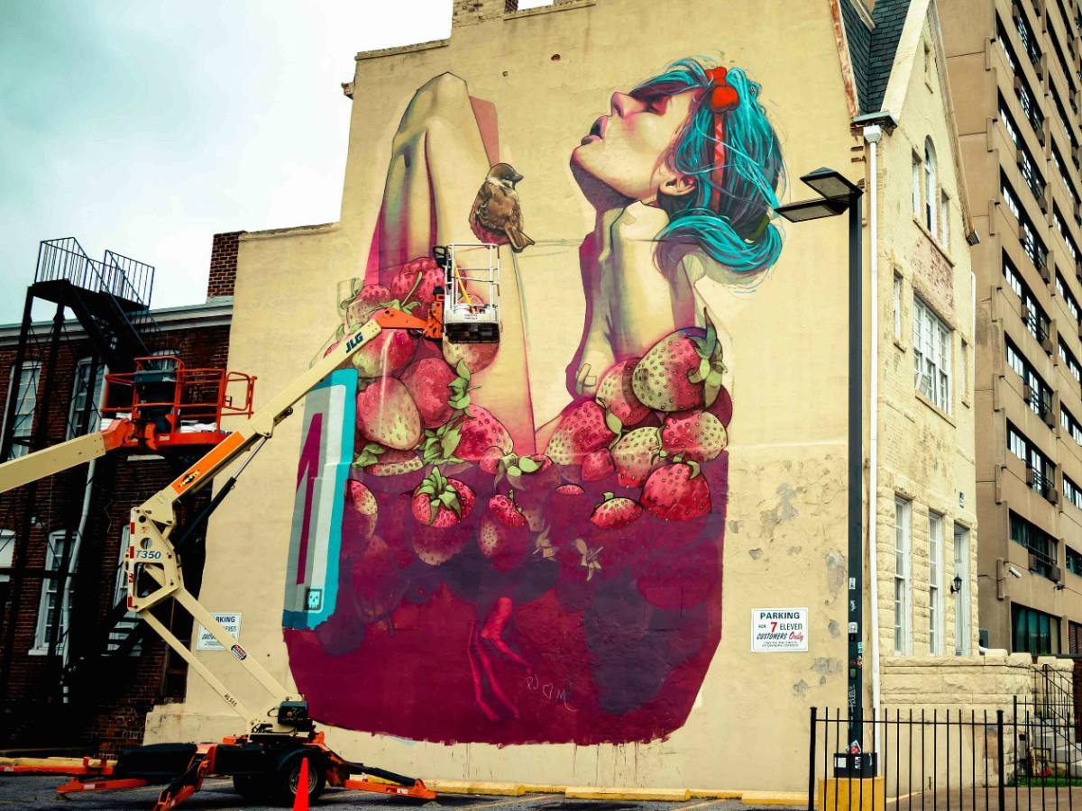 Los 30 artistas urbanos m s impresionantes de la d cada matador espa ol - Sculptures metalliques murales ...