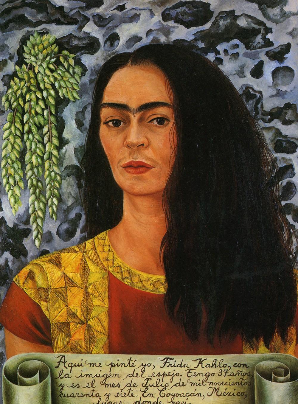 La Historia Detras De Diez Cuadros De Frida Khalo
