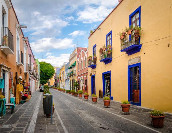 siete maravillas de la Ciudad de Puebla Callejón de los Sapos