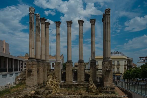 14 Templo Romano