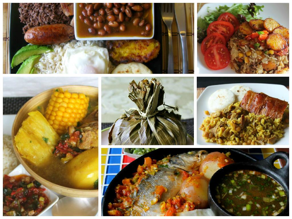12 deliciosos platos colombianos que puedes cocinar donde sea for Ingredientes para cocinar