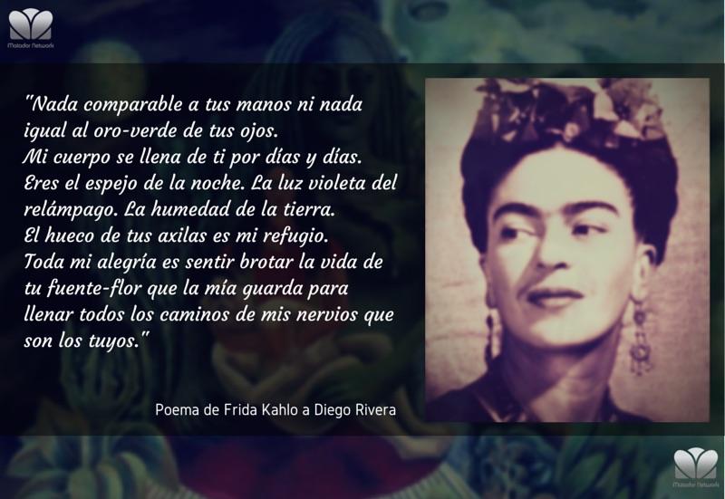 Los Mensajes De Amor Más Inspiradores De Frida Kahlo
