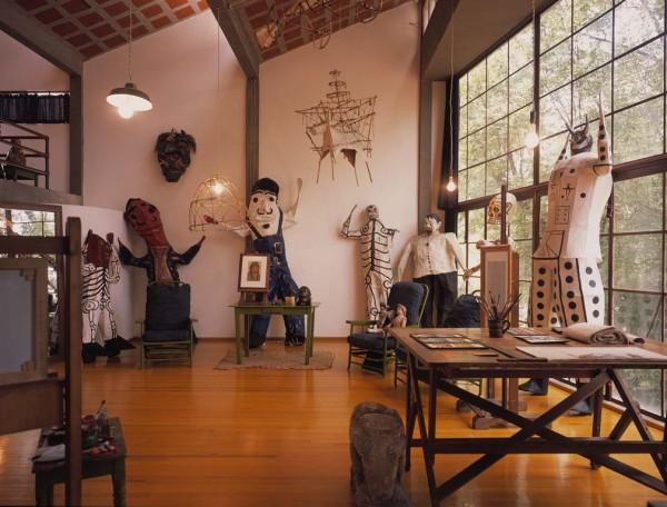 Museo Estudio Diego Rivera