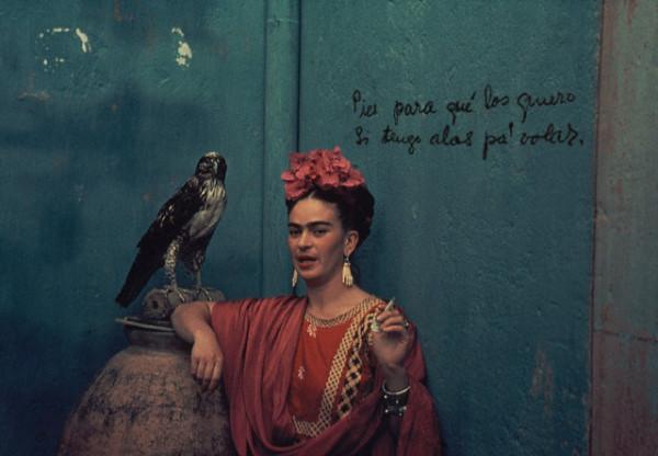 Frida Kahlo en la Ciudad de México