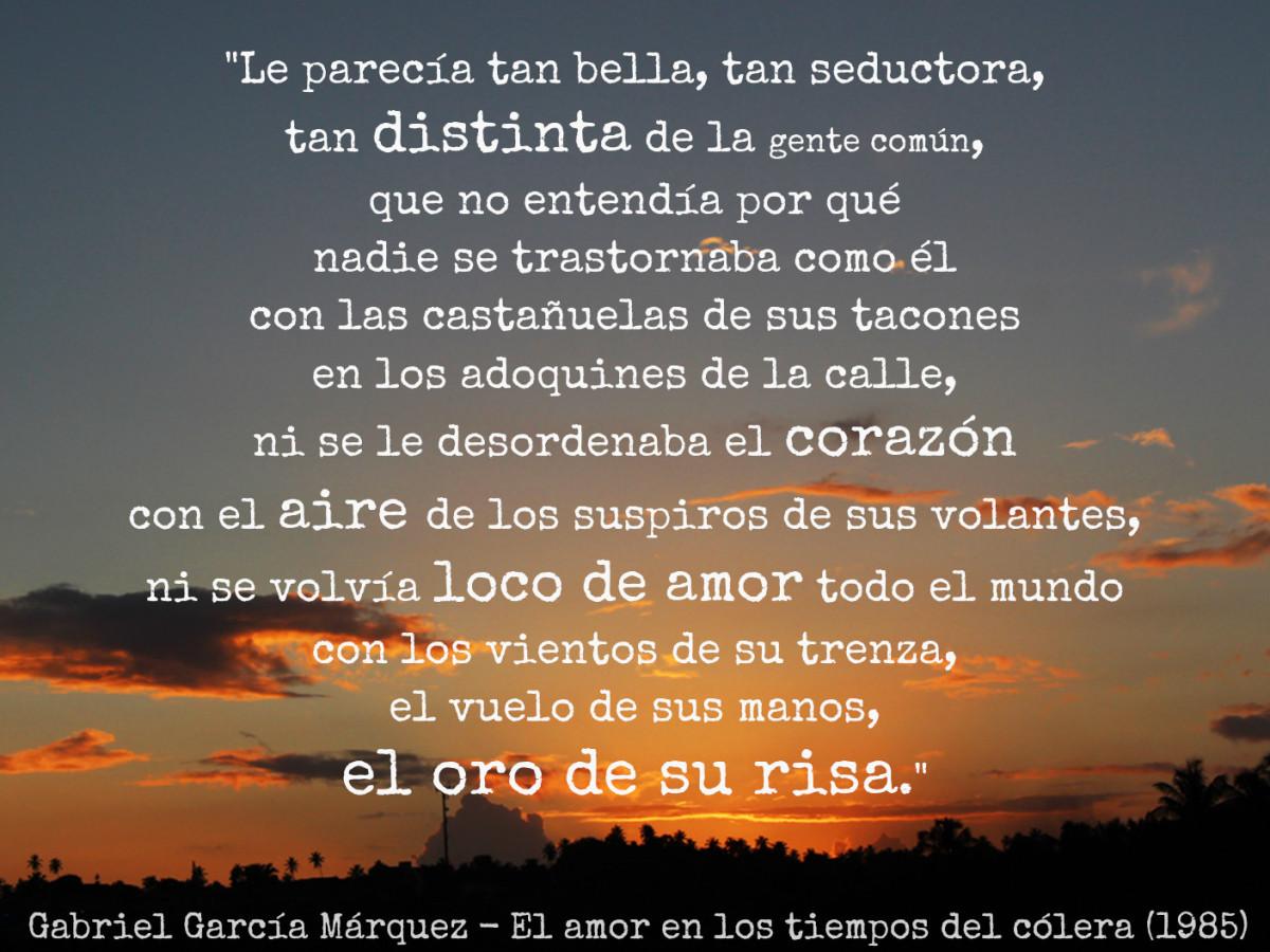11 Frases De Gabriel Garcia Marquez Para Disfrutar Junto A Los