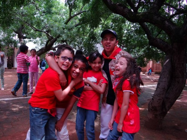 Crédito: BS Biblioteca Infantil de Oaxaca