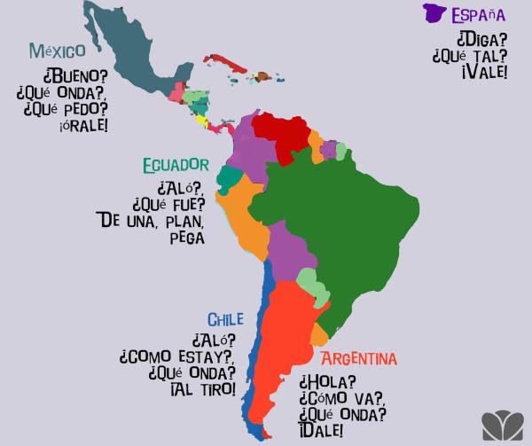 dificultades de hablar en español