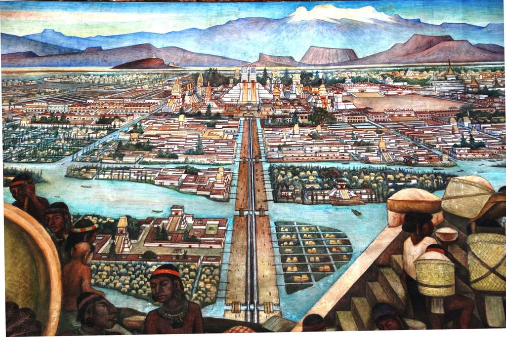 Datos de Tenochtitlan que te harán sentir aún más orgulloso de ser ...