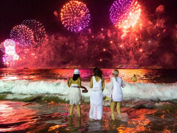 Año Nuevo Brasil