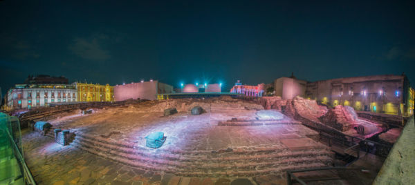 Tenochtitlan Itztlixóchitl, y Tenochtitlan