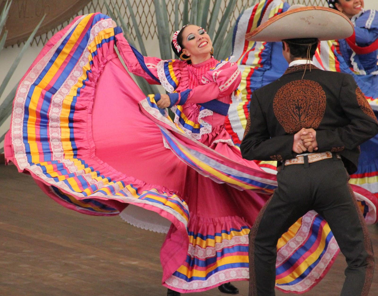 Danzas típicas mexicanas que te harán raspar la chancla