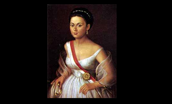 Mujeres Latam Manuela-Saenz