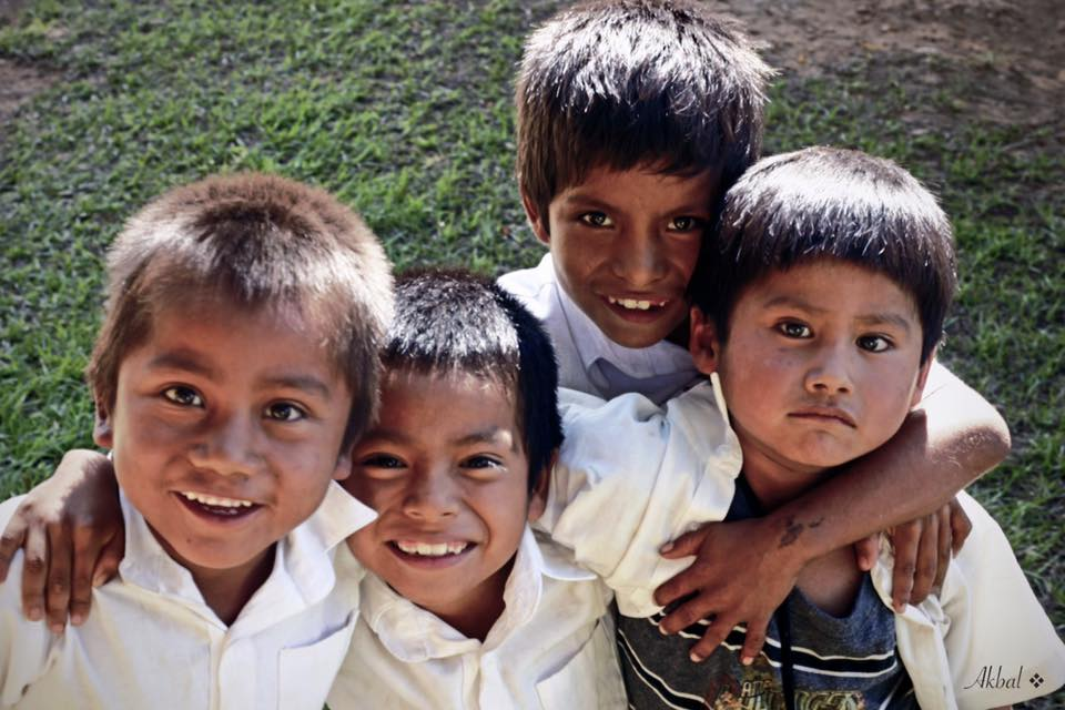 niños triqui foto 04