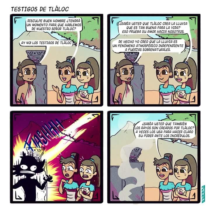ilustradores prehisp MEX Pedro