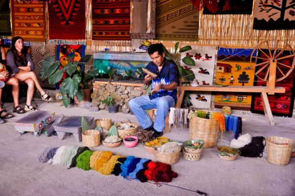 mejores artesanías típicas de Oaxaca