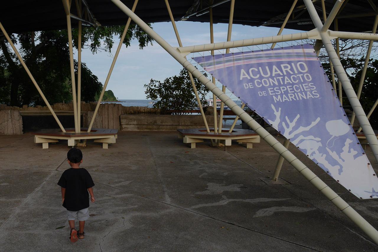 4. Centro de exhibiciones marinas del STRI