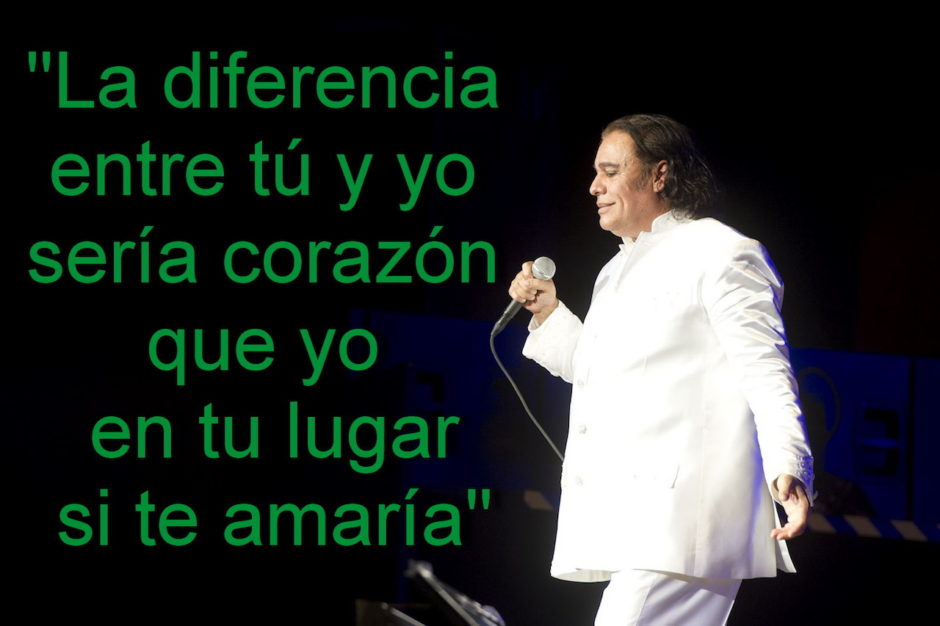 30 Frases Inolvidables De Nuestro Amado Juan Gabriel