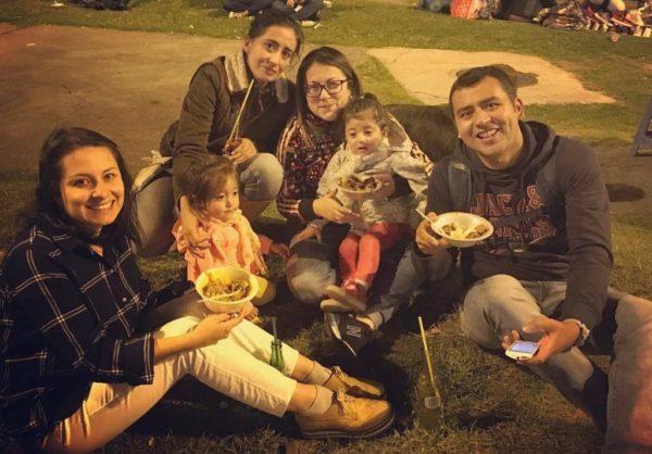 comer en Quito