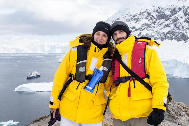 Salta Conmigo en la Antártida