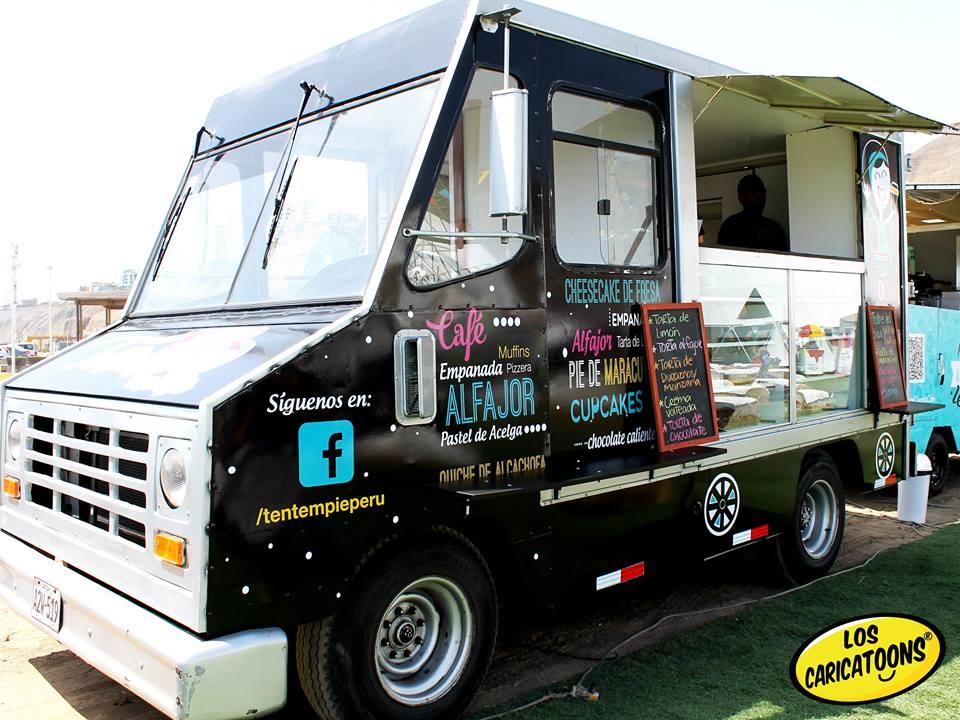 La Food Trucks >> Camioncitos del sabor: Conoce los 12 mejores food trucks de Lima